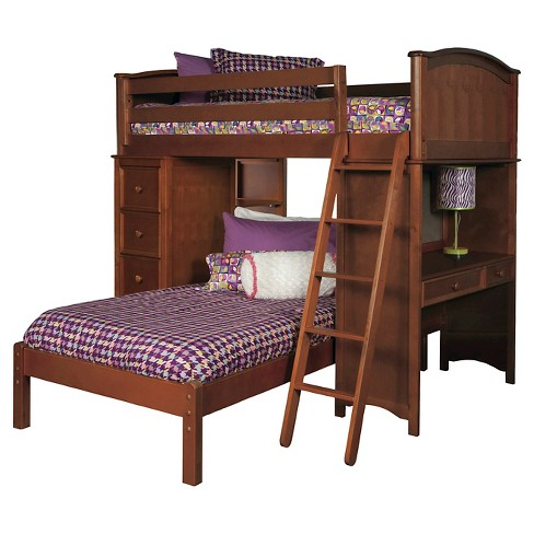 Kids Bed Cherry - Bolton Furniture - image 1 of 1