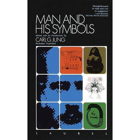 Man and His Symbols - by  Carl Gustav Jung (Hardcover) - image 1 of 1