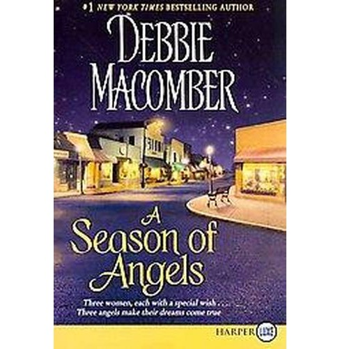 A Season of Angels (Large Print) (Paperback) - image 1 of 1