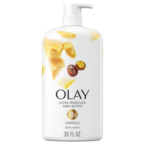 Olay Ultra Moisture Body Wash with Shea Butter - 30 fl oz - image 1 of 4