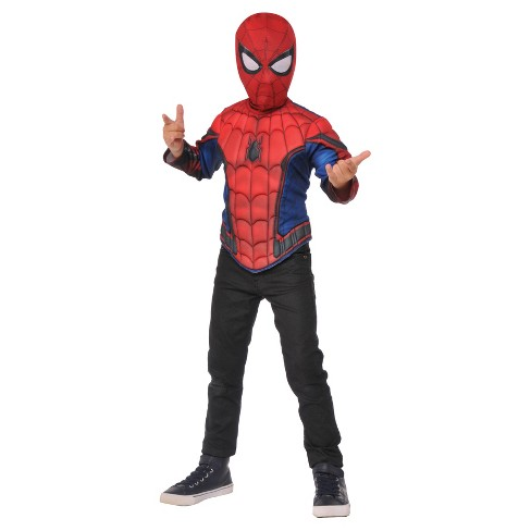 Marvel Spider-Man Muscle Chest Costume Top - image 1 of 1