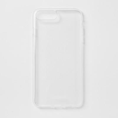 83bc555385 heyday™ Apple iPhone 8 Plus/7 Plus/6s Plus/6 Plus Case – Clear ...