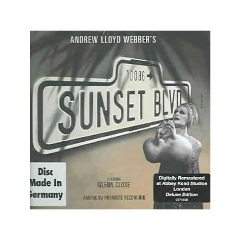 Glenn (Actress) Close - Sunset Boulevard (CD) - image 1 of 1