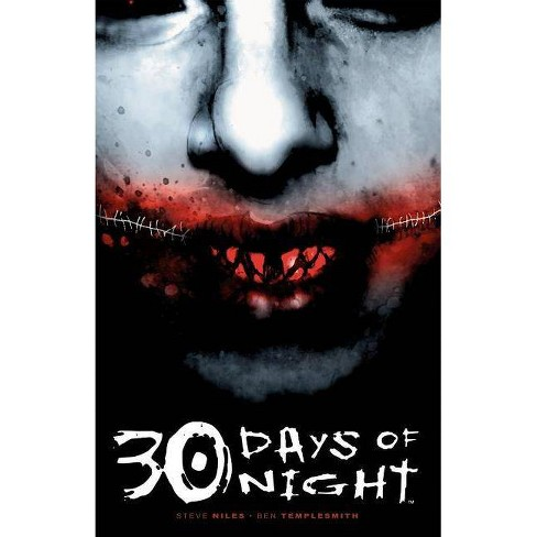 30 Days of Night - by  Steve Niles (Paperback) - image 1 of 1