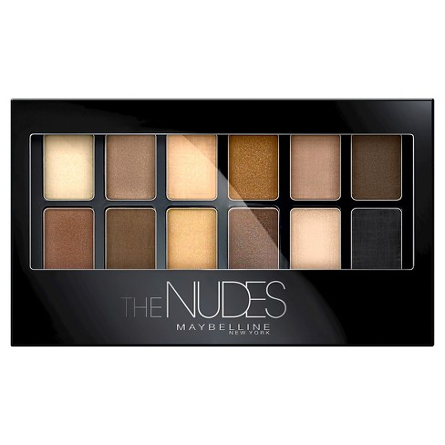 Maybelline® Eyeshadow Palette - 20 The Nudes - image 1 of 1