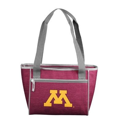 NCAA Minnesota Golden Gophers Logo Brands 16 Can Cooler Tote - 21.3qt