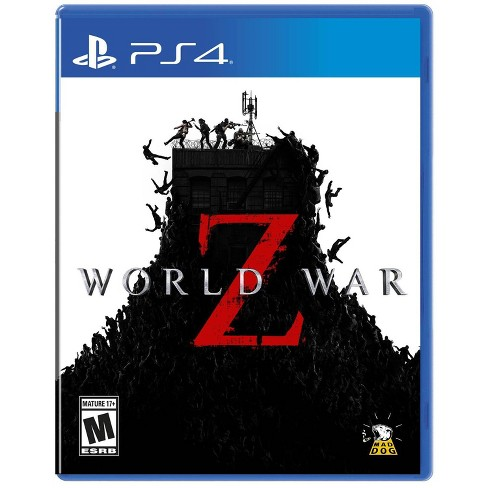 World War Z - PlayStation 4 - image 1 of 4