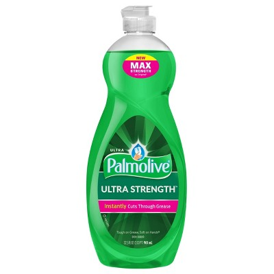 Palmolive Ultra Strength Liquid Dish Soap Original - 32.5 fl oz