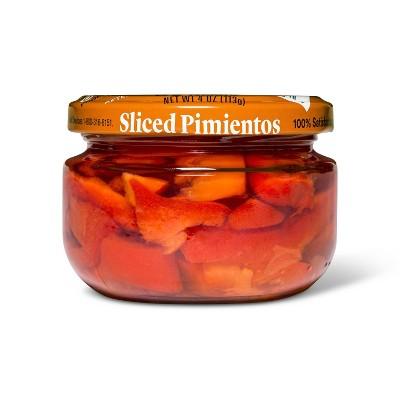 Sliced Pimientos - 4oz - Good & Gather™