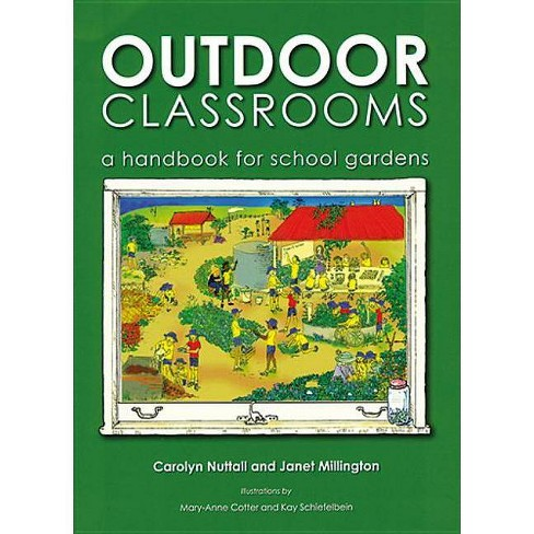 Outdoor Classrooms - 2 Edition by  Janet Millington & Carolyn Nuttal (Paperback) - image 1 of 1
