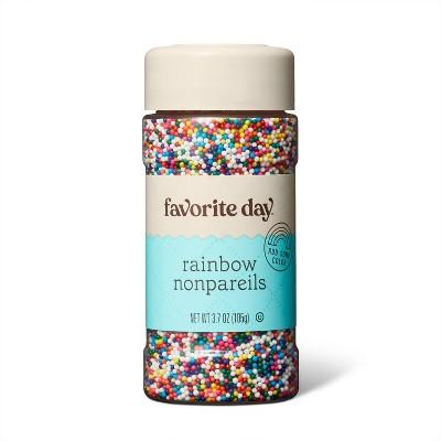 Rainbow Non-Pareils - 3.7oz - Favorite Day™