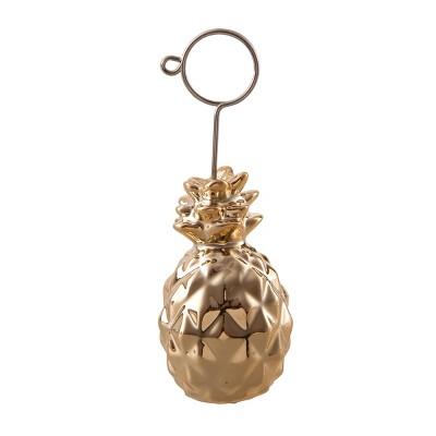 Gallerie II Gold Pineapple Card Holder