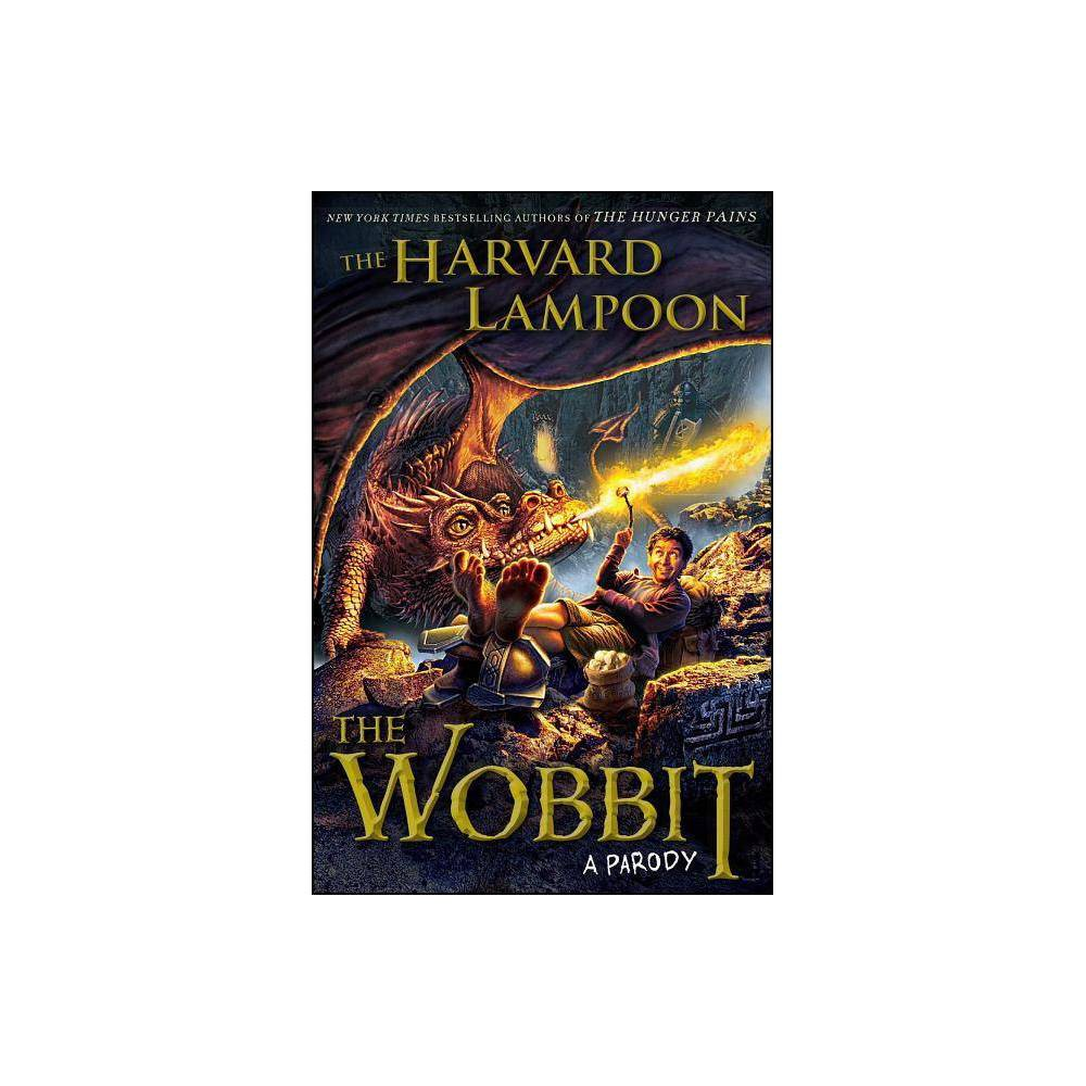 The Wobbit By The Harvard Lampoon Paperback