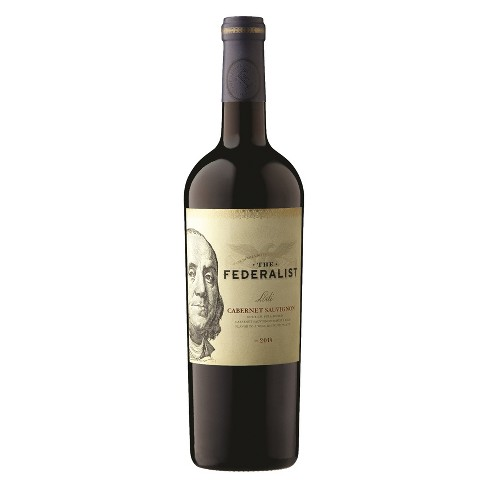 The Federalist Cabernet Sauvignon Red Wine - 750ml Bottle - image 1 of 1