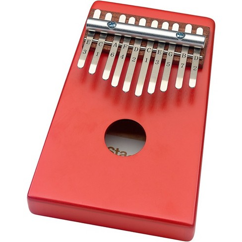 Stagg 10-Key Kid's Kalimba with Note Names Printed on Keys - image 1 of 1