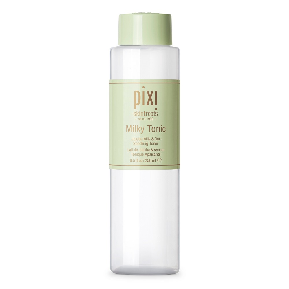 Pixi by Petra Hydrating Milky Tonic - 8.45 fl oz Hydrating Milky Tonic 250ml This addition to our bestselling toners is a calming, hydrating milk-enriched formula that gently comforts the complexion. Infused with oat extract to help soothe and balance, even sensitive skin will be hydrated, nourished and relaxed. Alcohol free. Gender: Unisex.