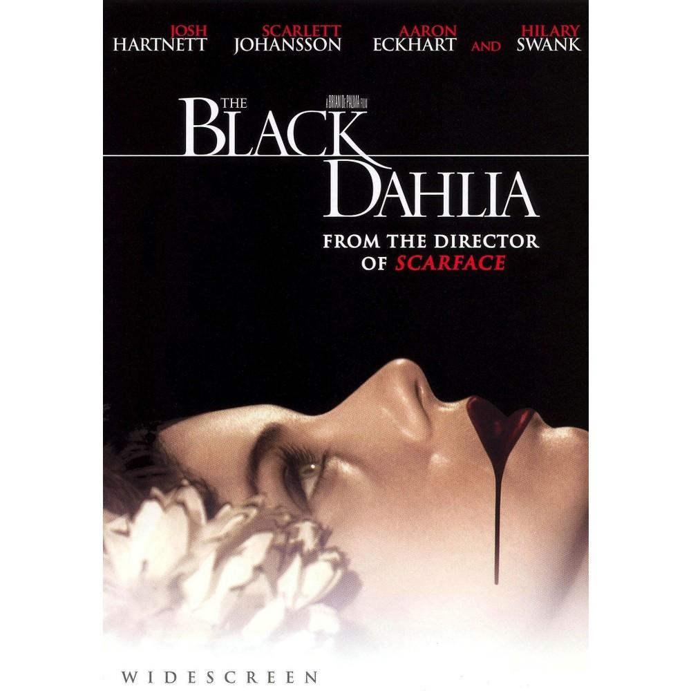The Black Dahlia (WS) (dvd_video)