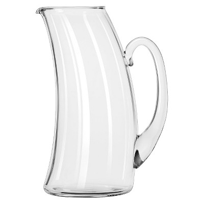 Libbey Bravura Glass Pitcher 81.5oz