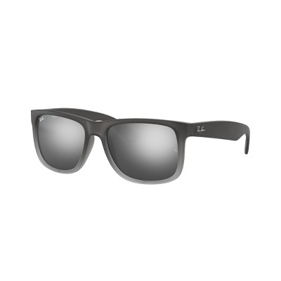 Ray-Ban RB4165 55mm Justin Unisex Square Sunglasses