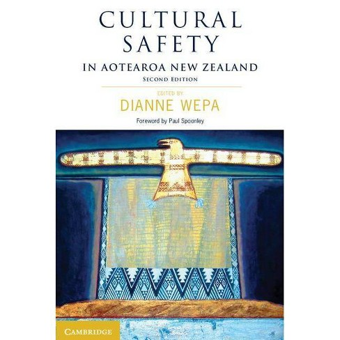 Cultural Safety in Aotearoa New Zealand - 2 Edition (Paperback) - image 1 of 1
