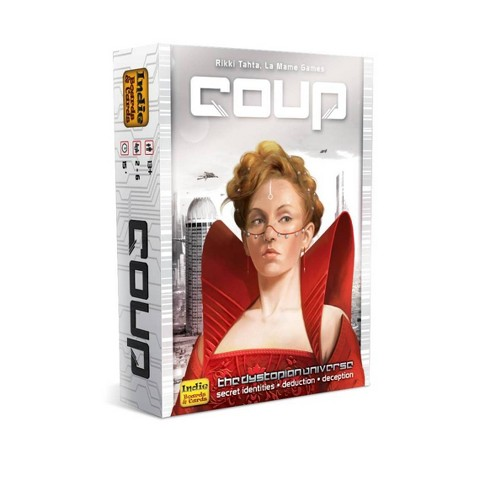 Coup Board Game - image 1 of 3