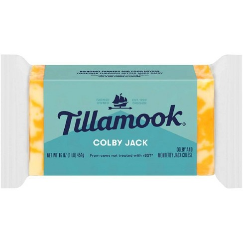 Tillamook Colby Jack Cheese Loaf - 16oz - image 1 of 2