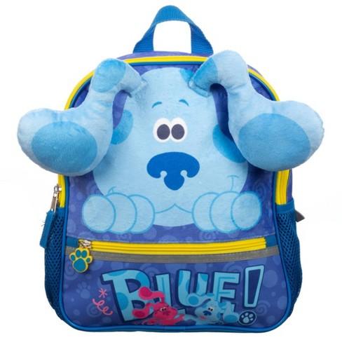 "Nickelodeon Blues Clues Kids' 12"" 3D Ears Backpack - image 1 of 4"