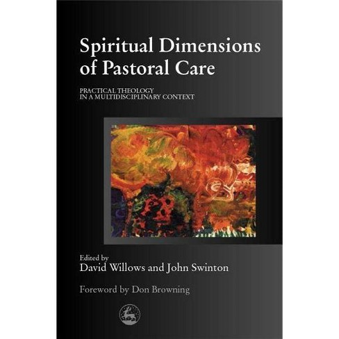 Spiritual Dimension of Pastoral Care - (Paperback) - image 1 of 1