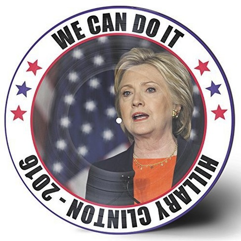 Hillary Clinton - We Can Do It (Vinyl) - image 1 of 1