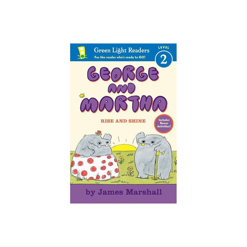 George And Martha Rise And Shine Early Reader George Martha Early Readers Green Light Readers Quality By James Marshall Paperback