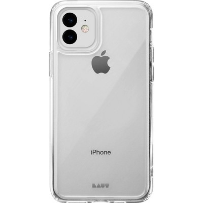 LAUT Apple iPhone X Impact - Crystal