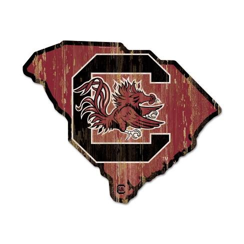 Sign Target Ncaa Gamecocks Carolina State South Wood