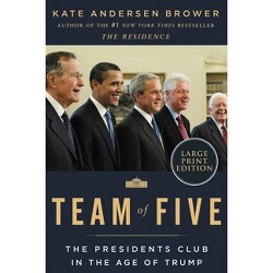 Team of Five - by  Kate Andersen Brower (Paperback)