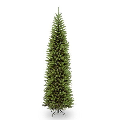 9ft National Christmas Tree Company Kingswood Fir Artificial Pencil Christmas Tree