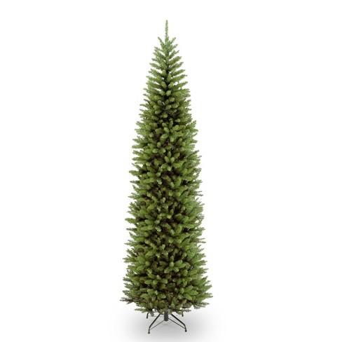9ft National Christmas Tree Company Kingswood Fir Artificial Pencil Christmas Tree - image 1 of 4