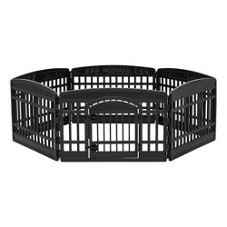 "IRIS 24"" 6 Panel Dog Exercise Playpen"
