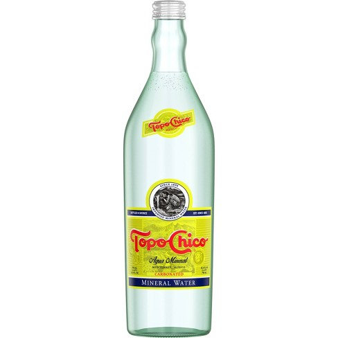 Topo Chico Enhanced Water - 750mL Glass Bottle - image 1 of 4