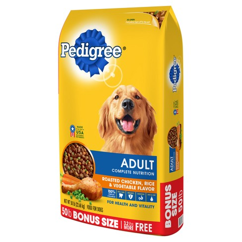 Pedigree Adult Complete Nutrition Chicken Target