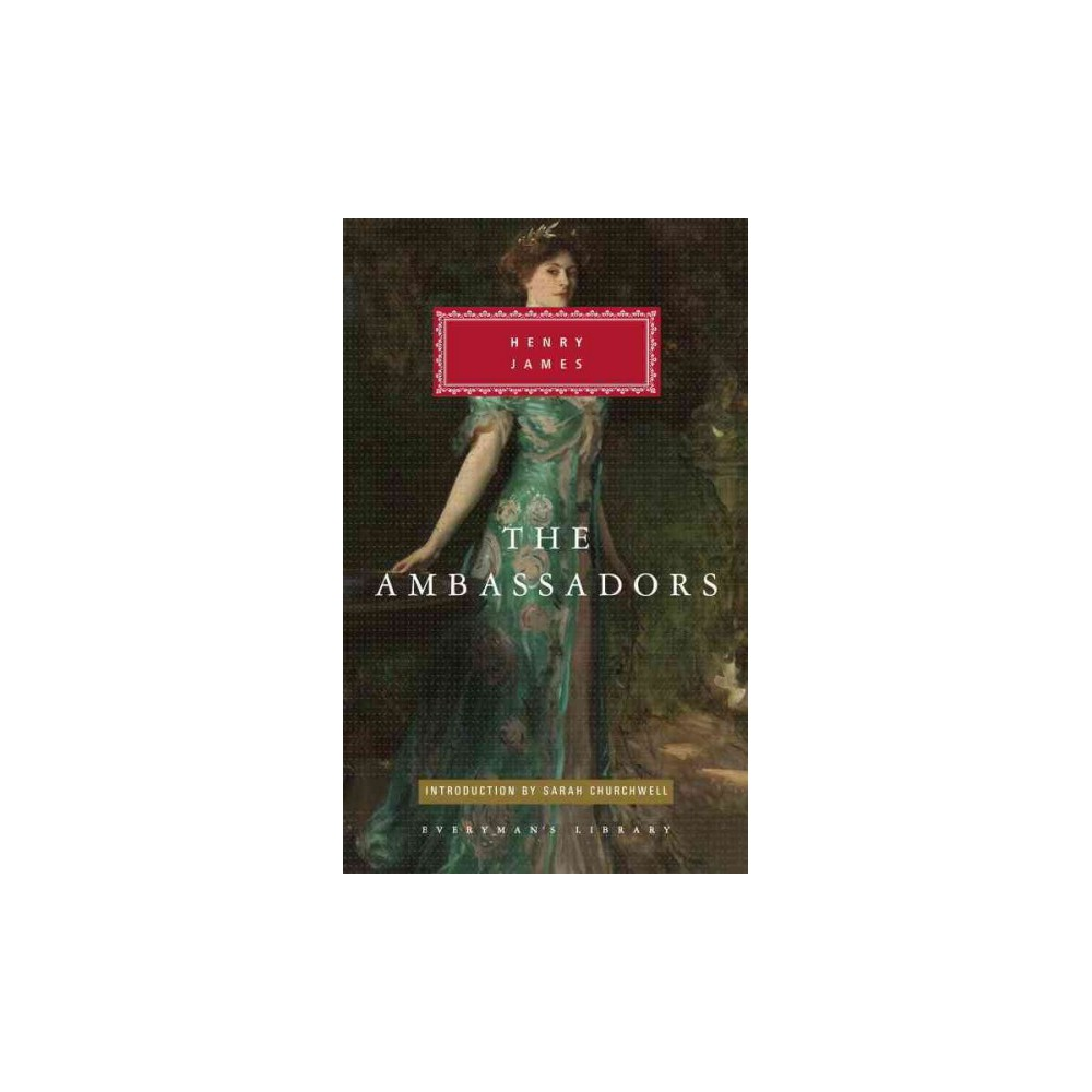 Ambassadors (Hardcover) (Henry James)