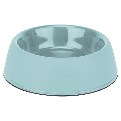 Plastic Dog Food Bowl - Light Blue - 5.25 Cups - Boots & Barkley™