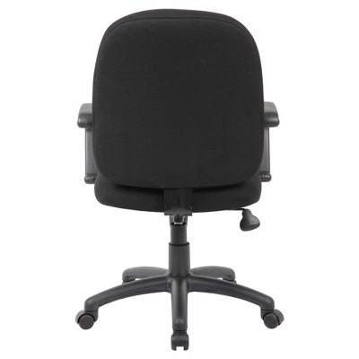 Ergonomic Executive Task Chair Black - Boss : Target