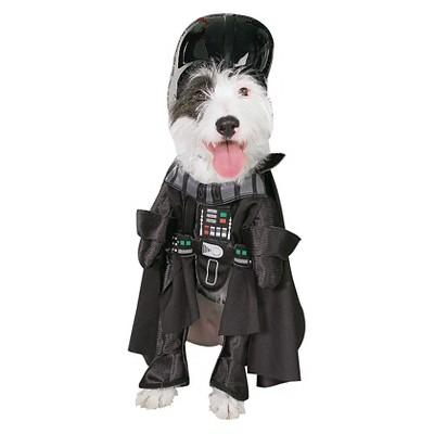 Star Wars Darth Vader Dog Costume - Medium