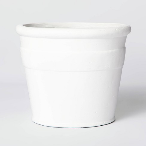 Composite Planter White - Threshold™ designed with Studio McGee - image 1 of 4