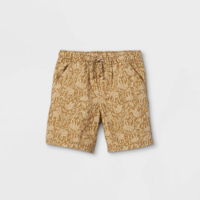 Toddler Boys' Woven Pull-On Shorts - Cat & Jack™