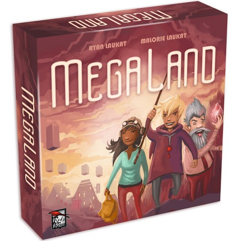 Megaland Board Game - image 1 of 4