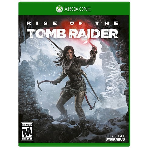 Rise of the Tomb Raider Xbox One - image 1 of 2