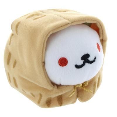 "Little Buddy LLC Neko Atsume: Kitty Collector 6"" Plush: Frosty"