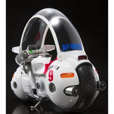Bulmas Capsule No. 9  Bike S.H. Figuarts | Bandai Tamashii Nations | Dragon ball Action figures