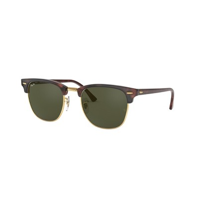 Ray-Ban RB3016 49mm Clubmaster Unisex Square Sunglasses