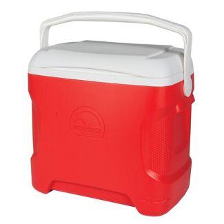 Igloo Contour 30qt Cooler - Red